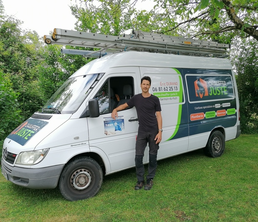 Artisan spécialiste du poêle à bois et de la cheminéeproche de Libourne