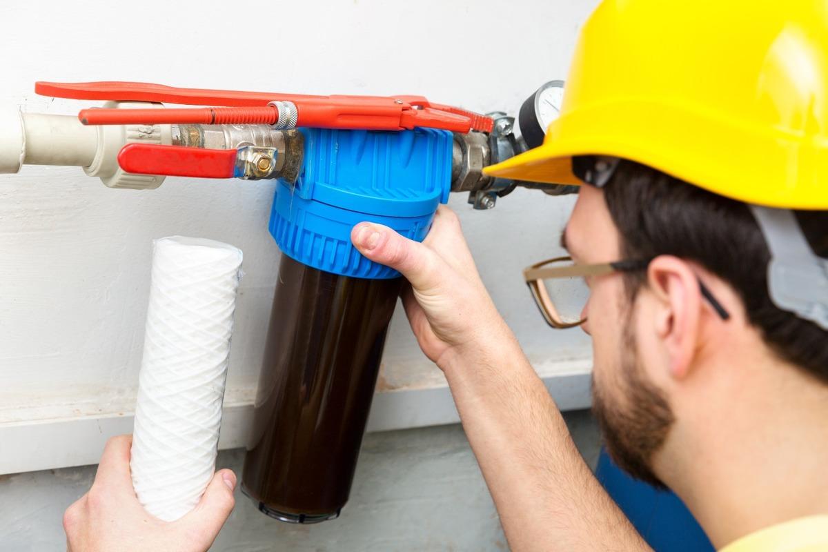 Interêts de la filtration d'eau