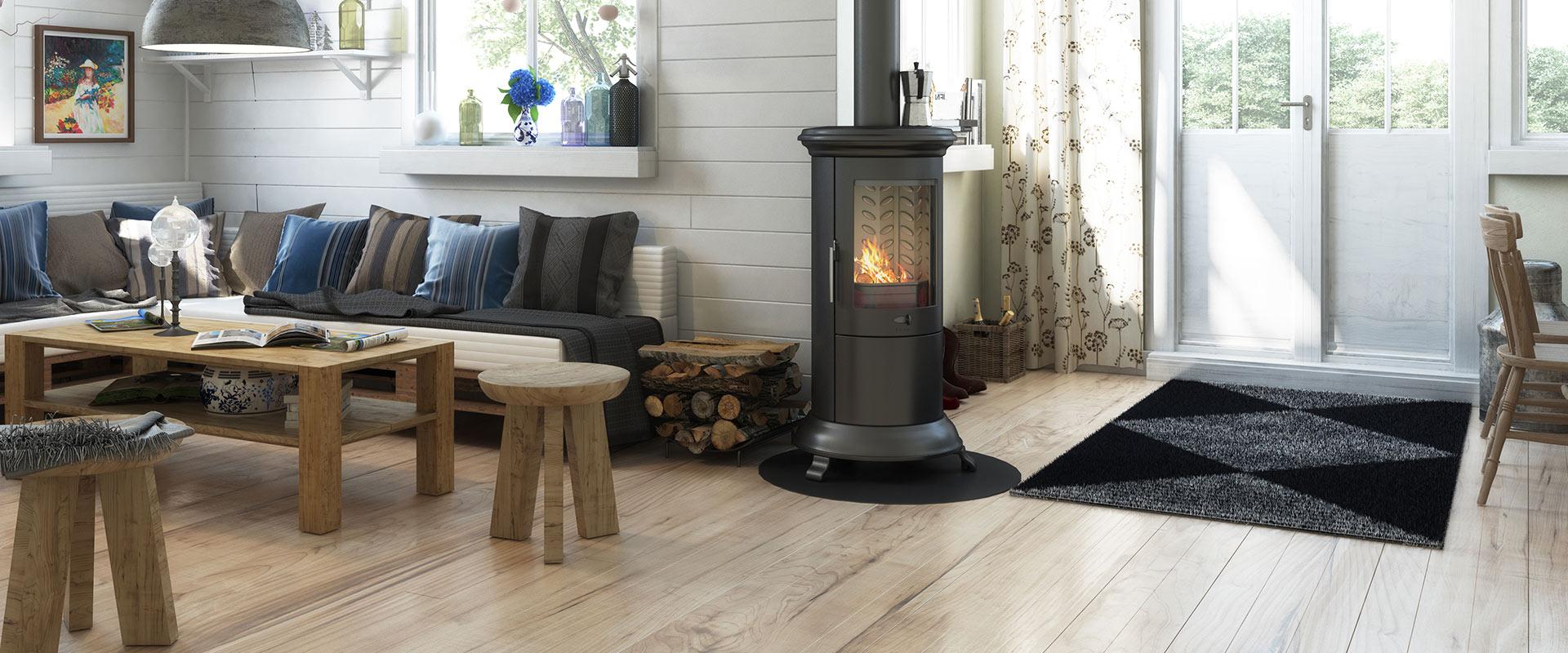 Artisan spécialiste du poêle à bois et de la cheminée en Gironde
